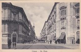 CATANIA -VIA ETNEA - Catania