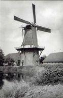 OOSTERWIJTWERD Bij Loppersum (Groningen) - Molen/moulin - De Verdwenen Stellingmolen Van Offeringa. TOP ! - Nederland