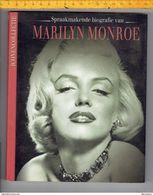 BOEK 002 - MARILYN MONROE 192 BLZ - VEEL FOTOS - Books, Magazines, Comics