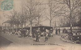 Neuilly Plaisance : Le Marché - Neuilly Plaisance