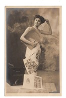 "FEMME . JOURNAL . "" L'ILLUSTRATION "" . PHOTO H. MANUEL- Réf. N°9136 - - Women"