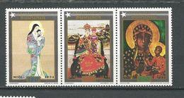 BURUNDI  Scott 720 Yvert 1020-1022 (3) ** Cote 13,00 $ 1994 - 1990-99: Neufs