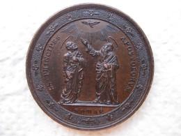 Médaille, Leo XIII  LEON XIII , SS Principes Apostolorum Par F.BIANCHI - Non Classés