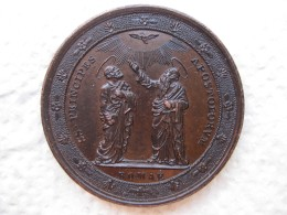 Médaille, Leo XIII  LEON XIII , SS Principes Apostolorum Par F.BIANCHI - Italy
