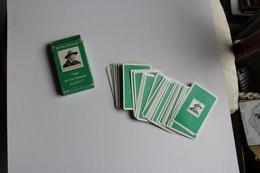 44 Cartes Anciennes  Raoul Follereau Jeu 7 Familles Voir En Tout Homme Un Frère Association Française Contre Lèpre - Playing Cards