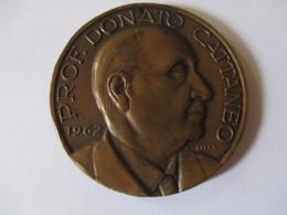 Medaglia Commemorativa Congresso Oftalmologico / Anni 60 - Bronzi
