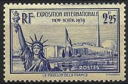 "FR YT 426 "" Exposition De New-York "" 1939 Neuf** - Frankreich"