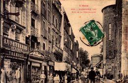 CPA - AUDE - Narbonne - Rue De La République - Lunetterie Tremont - Narbonne
