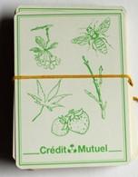 Jeu Cartes 7 Familles Crédit Mutuel La Nature - Playing Cards