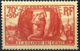 """FR YT 423 """" Le Génie Militaire """" 1939 Neuf** - Frankreich"""