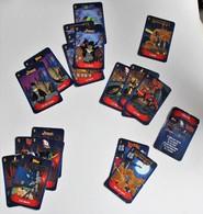 Jeu Cartes 7 Familles Comics Batman Firefly Bane Clayface ... - Speelkaarten