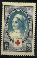 "FR YT 422 "" Croix-Rouge Internationale "" 1939 Neuf** - Frankreich"