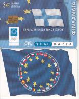 GREECE - European Union/Finland, 04/04, Used - Finland