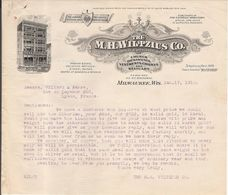 The Wiltzius Co Milwaukee Wisconsin Etats Unis - United States