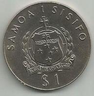 Samoa I Sisifo 1 Tala 1980. FAO  KM#38 High Grade - Samoa
