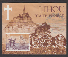 Lihou 1966 Youth Project Miniature Sheet - Fine Used - Guernsey