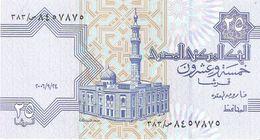 Egypt - Pick 57g - 25 Piastres 2006 - Unc - Egitto