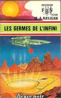 FNA 753 - RAYJEAN, Max-André - Les Germes De L'infini (TBE) - Fleuve Noir