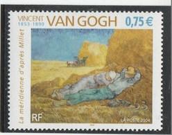 FRANCE 2004 VAN GOGH NEUF-  YT 3690      -                                TDA230 - France