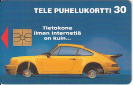 FINLAND - INET PRO Pack, 11/97, Used - Finland