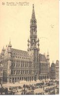 Bruxelles - CPA - Brussel - Grand'Place Côté Sud Ouest - Places, Squares