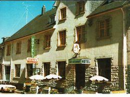 BULLANGE-BULLINGEN-HOTEL DAHMEN-CAFE-RESTAURANT - Büllingen