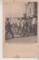 Pavia Passeggiata  Dei Prigionieri Austriaci 1917 G/L - Pavia