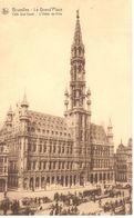 Bruxelles - CPA - Brussel - La Grand'Place - Places, Squares