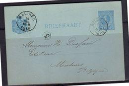 Private Printing Librairie Internationale Catholique, Classique, Scientifique Eduard Van Wees, Breda 1886 > H. Dessain E - Lettres & Documents