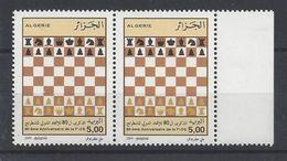Chess, Algeria 2004, Mi 1426, MNH - Schaken