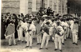 PARIS - EXPOSITION COLONIALE 1907 - Musique Malgache - LL N° 118 - Exhibitions