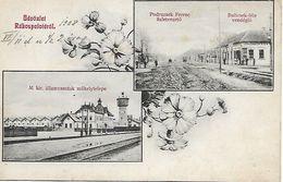 1908 - RAKOSPALOTA, Budapest , Gute Zustand, 2 Scan - Ungarn