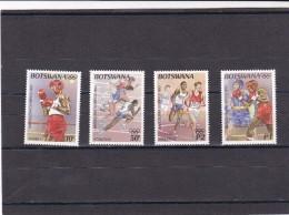 Botswana Nº 683 Al 686 - Botswana (1966-...)