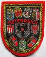 ECUSSON TIROL AUTRICHE OSTERREICH - Ecussons Tissu