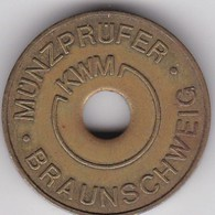 GERMANY -Token - KWM Münzprüfer Karl W. Müller KG  - TOKEN JETON - Other