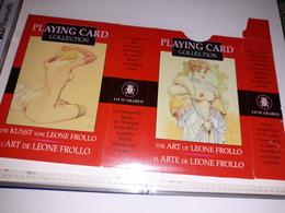 LEONE FROLLO Set Completo Carte Da Gioco - Carte Da Gioco