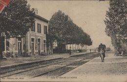 77 SEINE ET MARNE ENVIRONS DE MORMANT YEBLES GUIGNES GARE TRAIN - Frankreich