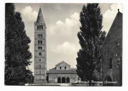 ABBAZIA DI POMPOSA ( FERRARA ) - VIAGGIATA  FG - Ferrara