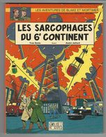 Les Aventures De Blake Et Mortimer Tome 1 Les Sarcophages Du 6e Continent - Blake Et Mortimer