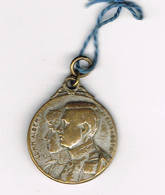 LIEGE Gloire Et Honneur Petite Medaille 1914 - Belgique