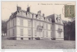 91) Orsay.-  (Seine Et Oise) Château De Launay - Orsay