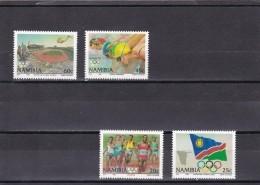 Namibia Nº 683 Al 686 - Namibia (1990- ...)