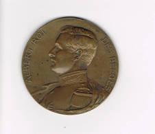 ALBERT  Medaille - Militaria