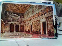 ROMA SALA CORAZZIERI QUIRINALE VB1949 GR707 Angolo Ritagliato - Roma