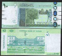 СУДАН 10  2015 UNC! - Soudan