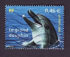 France  2002 -  Y&T 3486 -  Grand Dauphin    - Oblitéré - Gebraucht