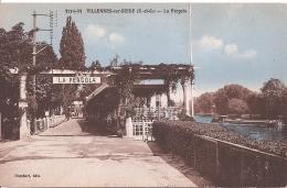 CPA -  Villennes-sur-seine - La Pergola - Villennes-sur-Seine