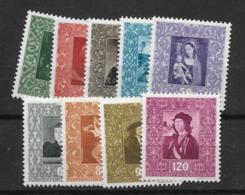1949 MNH,  Liechtenstein, Postfris - Nuovi