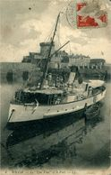 SOCOA - URRUGNE 62 Bateau Le QUI VIVE Et Le Fort - Pêche