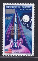 DAHOMEY AERIENS N°  123 ** MNH Neuf Sans Charnière, TB (D6474) Cosmos, Surcharge Apollo 13 Solidarité Spaciale - Benin - Dahomey (1960-...)